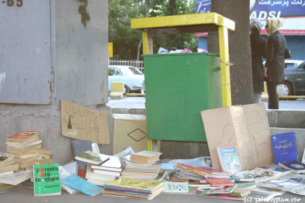 Girls, books & trash